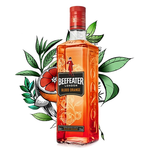 BEEFEATER BLOOD ORANGE Англія 37.5% 0.7Л
