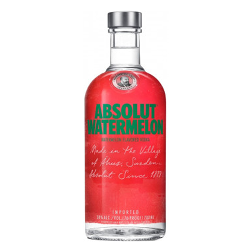ABSOLUT WATERMELON Швеція 40% 0.7Л